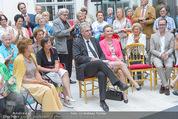 Ausstellungseröffnung - Belvedere Winterpalais - Mi 10.06.2015 - 23