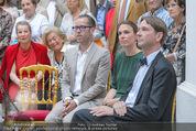 Ausstellungseröffnung - Belvedere Winterpalais - Mi 10.06.2015 - 24