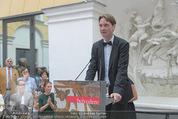 Ausstellungseröffnung - Belvedere Winterpalais - Mi 10.06.2015 - 25