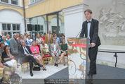 Ausstellungseröffnung - Belvedere Winterpalais - Mi 10.06.2015 - 26