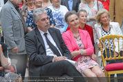 Ausstellungseröffnung - Belvedere Winterpalais - Mi 10.06.2015 - 28