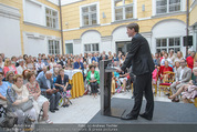 Ausstellungseröffnung - Belvedere Winterpalais - Mi 10.06.2015 - 29