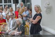 Ausstellungseröffnung - Belvedere Winterpalais - Mi 10.06.2015 - 30