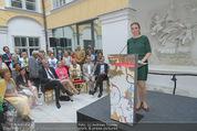 Ausstellungseröffnung - Belvedere Winterpalais - Mi 10.06.2015 - 32