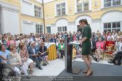 Ausstellungseröffnung - Belvedere Winterpalais - Mi 10.06.2015 - 35