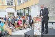 Ausstellungseröffnung - Belvedere Winterpalais - Mi 10.06.2015 - Hans J�rg SCHELLING36