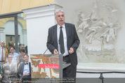 Ausstellungseröffnung - Belvedere Winterpalais - Mi 10.06.2015 - Hans J�rg SCHELLING38
