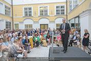 Ausstellungseröffnung - Belvedere Winterpalais - Mi 10.06.2015 - 41