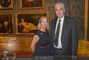 Ausstellungseröffnung - Belvedere Winterpalais - Mi 10.06.2015 - Hans J�rg SCHELLING, Agens HUSSLEIN44