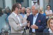 Ausstellungseröffnung - Belvedere Winterpalais - Mi 10.06.2015 - 5
