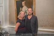 Ausstellungseröffnung - Belvedere Winterpalais - Mi 10.06.2015 - Agnes HUSSLEIN, Gery KESZLER58
