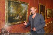 Ausstellungseröffnung - Belvedere Winterpalais - Mi 10.06.2015 - Gery KESZLER63