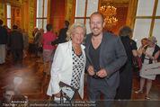 Ausstellungseröffnung - Belvedere Winterpalais - Mi 10.06.2015 - Gery KESZLER, Christa MAYRHOFER-DUKOR64