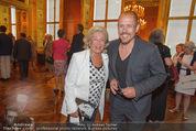 Ausstellungseröffnung - Belvedere Winterpalais - Mi 10.06.2015 - Gery KESZLER, Christa MAYRHOFER-DUKOR65