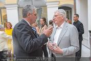 Ausstellungseröffnung - Belvedere Winterpalais - Mi 10.06.2015 - 73