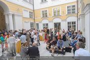 Ausstellungseröffnung - Belvedere Winterpalais - Mi 10.06.2015 - 74