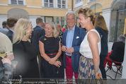 Ausstellungseröffnung - Belvedere Winterpalais - Mi 10.06.2015 - Susi HANEKE, Agnes und Peter HUSSLEIN, Tochter Katharina78