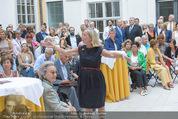 Ausstellungseröffnung - Belvedere Winterpalais - Mi 10.06.2015 - 8