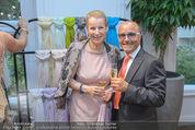 Opening - Cashmere & Silk Store - Do 11.06.2015 - Evi WALDERDORFF, Luigi BARBARO109