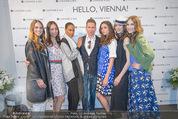 Opening - Cashmere & Silk Store - Do 11.06.2015 - Clemens TRISCHLER mit Models122