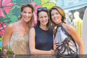 Opening - Cashmere & Silk Store - Do 11.06.2015 - Kathi und Gabi STUMPF, Anelia PESCHEV135