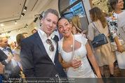 Opening - Cashmere & Silk Store - Do 11.06.2015 - Clemens TRISCHLER, Marianne ZWEYM�LLER141
