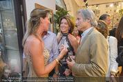 Opening - Cashmere & Silk Store - Do 11.06.2015 - Kathi und Gabi STUMPF, Christian NIEDERMEYER143