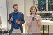 Opening - Cashmere & Silk Store - Do 11.06.2015 - Viktoria SAAVA mit Sohn Dmitry144