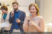 Opening - Cashmere & Silk Store - Do 11.06.2015 - Viktoria SAAVA mit Sohn Dmitry145