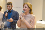 Opening - Cashmere & Silk Store - Do 11.06.2015 - Viktoria SAAVA mit Sohn Dmitry148