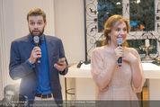 Opening - Cashmere & Silk Store - Do 11.06.2015 - Viktoria SAAVA mit Sohn Dmitry152