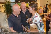 Opening - Cashmere & Silk Store - Do 11.06.2015 - Oliver HIRSCHBIEGEL, Jessica SCHWARZ, Roberto LHOTKA165
