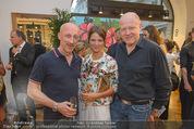 Opening - Cashmere & Silk Store - Do 11.06.2015 - Oliver HIRSCHBIEGEL, Jessica SCHWARZ, Roberto LHOTKA166