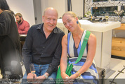 Opening - Cashmere & Silk Store - Do 11.06.2015 - Agnes HUSSLEIN, Roberto LHOTKA169