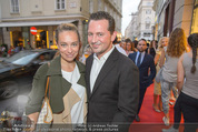 Opening - Cashmere & Silk Store - Do 11.06.2015 - Liliana KLEIN, Stefan SCHOBESBERGER173