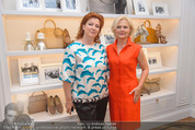 Opening - Cashmere & Silk Store - Do 11.06.2015 - Ildiko RAIMONDI, Irina VITJAZ49