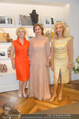 Opening - Cashmere & Silk Store - Do 11.06.2015 - Viktoria SAAVA, Ildiko RAIMONDI, Elisabeth HIMMER-HIRNIGEL61