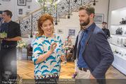 Opening - Cashmere & Silk Store - Do 11.06.2015 - Dmitry SAAVA, Irina VITJAZ62