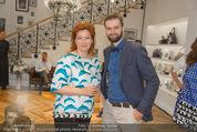 Opening - Cashmere & Silk Store - Do 11.06.2015 - Dmitry SAAVA, Irina VITJAZ63