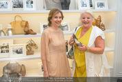 Opening - Cashmere & Silk Store - Do 11.06.2015 - Viktoria SAAVA, Marika LICHTER77