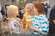 Opening - Cashmere & Silk Store - Do 11.06.2015 - Michou FRIESZ, Elisabeth HIMMER-HIRNIGEL, Irina VITJAZ78