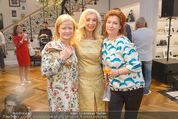 Opening - Cashmere & Silk Store - Do 11.06.2015 - Michou FRIESZ, Elisabeth HIMMER-HIRNIGEL, Irina VITJAZ79