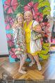 Opening - Cashmere & Silk Store - Do 11.06.2015 - Michou FRIESZ, Marika LICHTER81
