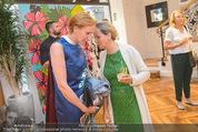 Opening - Cashmere & Silk Store - Do 11.06.2015 - Nicole BEUTLER, Camilla HABSBURG84