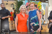 Opening - Cashmere & Silk Store - Do 11.06.2015 - Nicole BEUTLER, Ildiko RAIMONDI86