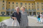 Die Schneekönigin Kinderoper Premiere - Schloss Esterhazy - Fr 12.06.2015 - Maren HOFMEISTER, Robert DORNHELM1