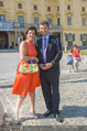 Die Schneekönigin Kinderoper Premiere - Schloss Esterhazy - Fr 12.06.2015 - Stefan OTTRUBAY mit Ehefrau Agnes14