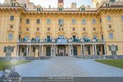 Die Schneekönigin Kinderoper Premiere - Schloss Esterhazy - Fr 12.06.2015 - Schloss Esterhazy G�ste am Balkon144