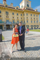 Die Schneekönigin Kinderoper Premiere - Schloss Esterhazy - Fr 12.06.2015 - Stefan OTTRUBAY mit Ehefrau Agnes15