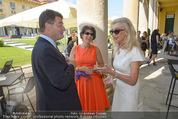 Die Schneekönigin Kinderoper Premiere - Schloss Esterhazy - Fr 12.06.2015 - Stefan OTTRUBAY mit Ehefrau Agens, Elisabeth HIMMER-HIRNIGEL17